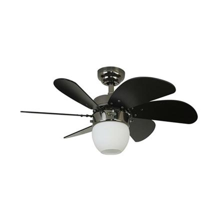 """圖片 Westinghouse Turbo Swirl 30"""" Gun Metal Ceiling Fan, WH72062"""