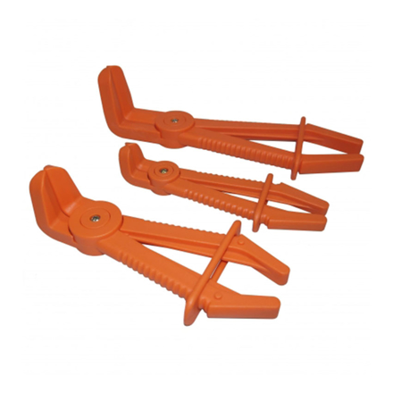 Picture of Licota 3 Pcs. Flexible Line Clamp Set, ATM-0074