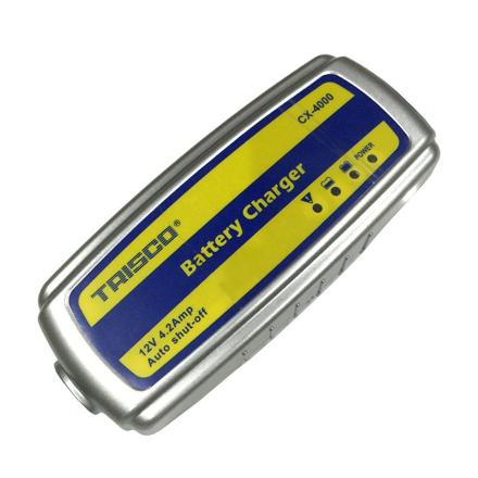 圖片 Trisco Portable Battery Charger 2AMPS. 12V, CX-4000