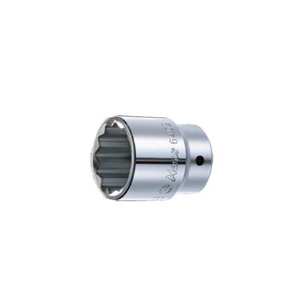 """Picture of Hans 1"""" Dive 12 Point Socket Wrench-Metric Size, 8402M"""