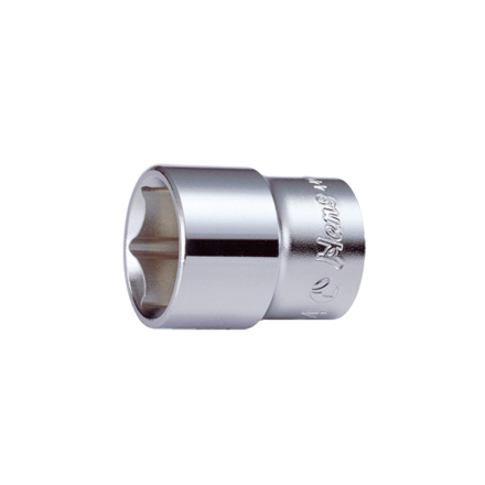 """Picture of Hans 1/2"""" Drive 6-Point Socket-Inches Size, 4400A"""
