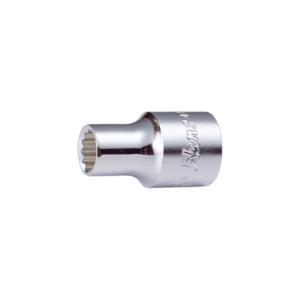 """Picture of Hans 1/2"""" Drive 6 Point Socket-Inches Size, 4402A"""