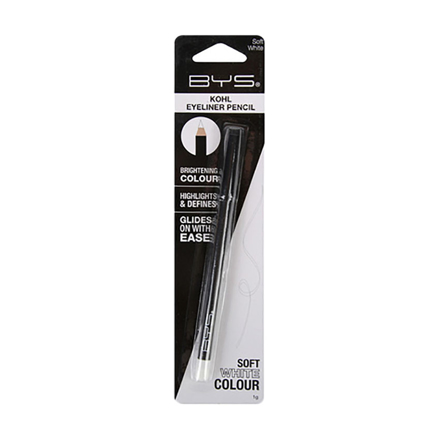 Picture of BYS Eyeliner Pencil (Soft White, Coffee Bean, Blackest Black), CO/EPTSW
