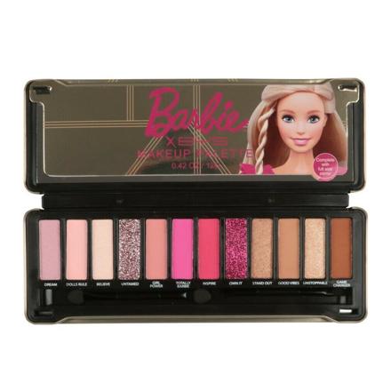 圖片 BYS x Barbie Eyeshadow Palette in Tin (Rockin' The Dreamhouse), CO/ESOBRD
