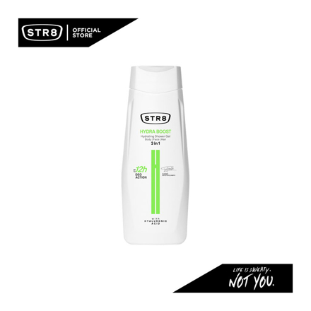 圖片 Str8 Shower Gel 400 ml Hydra Boost, 8571027198