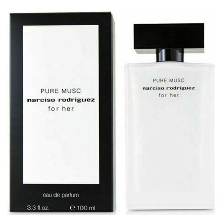 圖片 Narciso Rodriguez Pure Musc Women Authentic Perfume 100 ml, NARCISOPURE