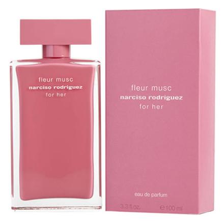 圖片 Narciso Rodriguez Fleur Musc Women Authentic Perfume 100 ml, NARCISOFLEUR