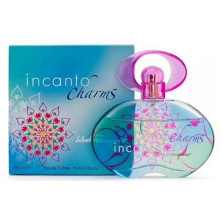 圖片 Salvatorre Ferragamo Incanto Charms Women Authentic Perfume 100 ml, SALVATORRECHARMS