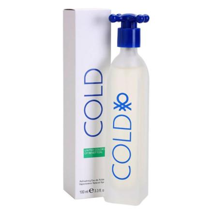 圖片 United Colors Of Benetton Cold Women Authentic Perfume 100 ml, UNITEDCOLORSCOLD