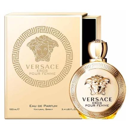 圖片 Versace Eros Pour Femme Women Authentic Perfume 100 ml, VERSACEPOUR
