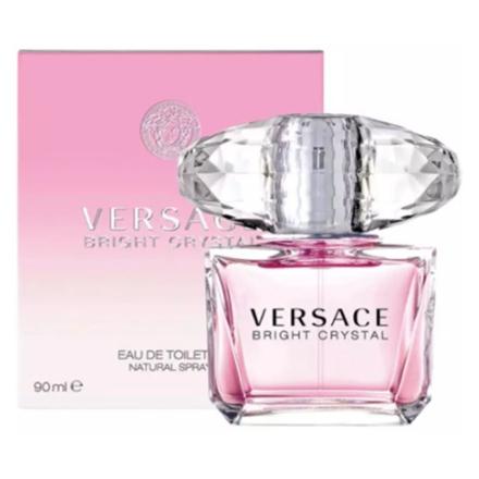 圖片 Versace Bright Crystal Women Authentic Perfume 90 ml, VERSACECRYSTAL