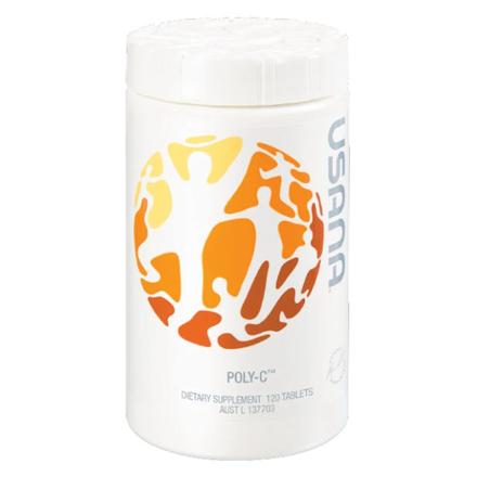圖片 Usana Poly C (120 Tablets) Food Supplement, USANAPOLYC