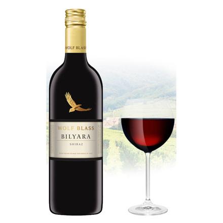 图片 Wolf Blass Bilyara Shiraz Australian Red Wine 750 ml, WOLFBLASSSHIRAZ