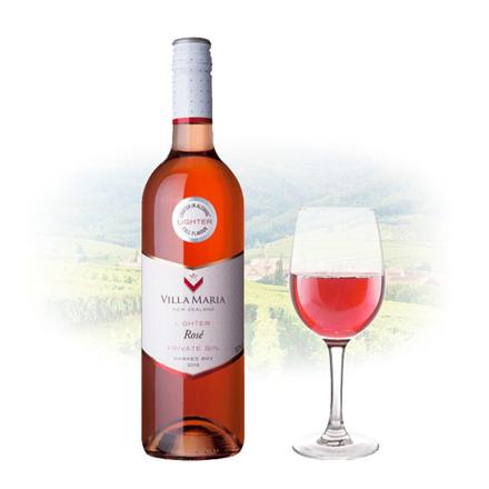 圖片 Villa Maria Private Bin Rose New Zealand Pink Wine 750 ml, VILLAMARIAROSE