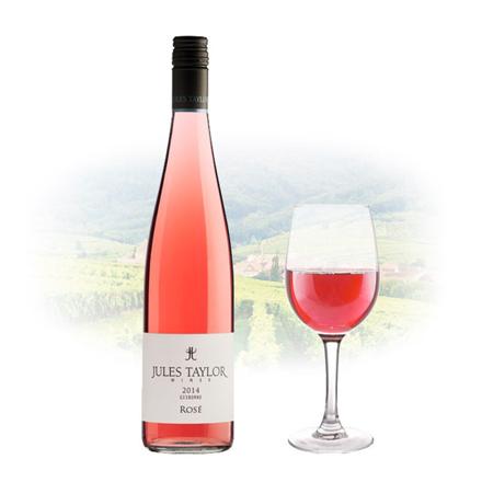 圖片 Jules Taylor Gisborne Rose New Zealand Pink Wine 750 ml, JULESTAYLORROSE