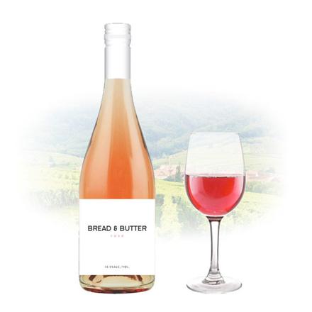 圖片 Bread & Butter Rose Californian Pink Wine 750 ml, BREADROSE
