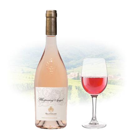圖片 Chateau d'Esclans Whispering Angel Cotes de Provence Rose French Pink Wine 750 ml, CHATEAUPROVENCEROSE
