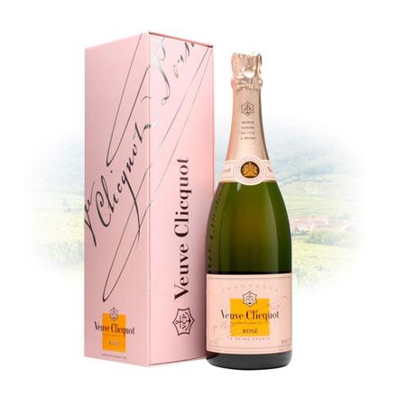圖片 Veuve Clicquot Rose Champagne 750 ml, VEUVEROSE