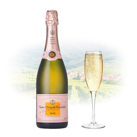 圖片 Veuve Clicquot Rose Champagne 1.5L Magnum, VEUVEROSE1.5L