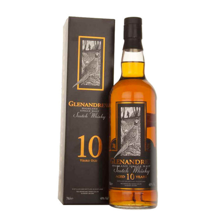 图片 GlenAndrew 10 Year Old Single Malt Scotch Whisky 700 ml, GLENANDREW10