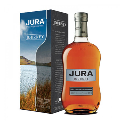图片 Jura Journey Single Malt Scotch Whisky 700 ml, JURAJOURNEY