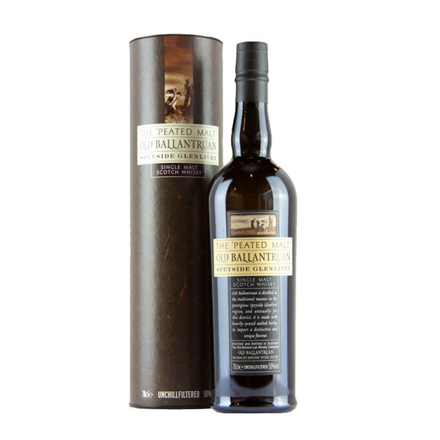 图片 Old Ballantruan The Peated Malt Single Malt Scotch Whisky 700 ml, OLDBALLANTRUAN