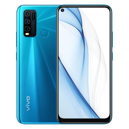 圖片 Vivo Y30 (Dazzle Blue, Moonstone White), VIVO Y30