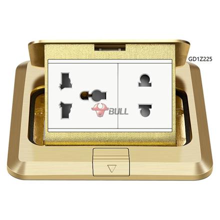 圖片 Bull Floor Outlet Universal Socket (White), GD1Z225