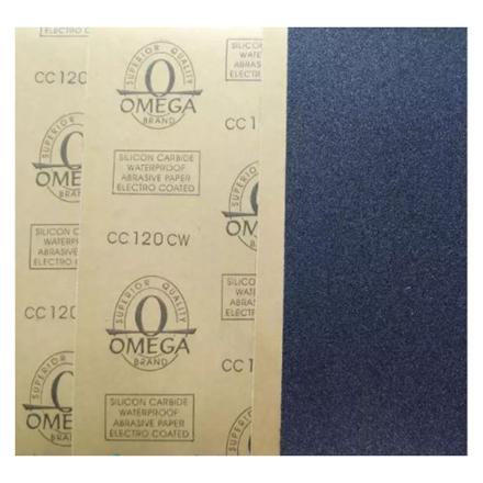圖片 Omega Waterproof Sand Paper (#36, #60, #80, #100, #120, #150, #180, #220, #240, #280, #320, #360, #400, #600, #800, #1000, #1200, #1500, #2000), #36