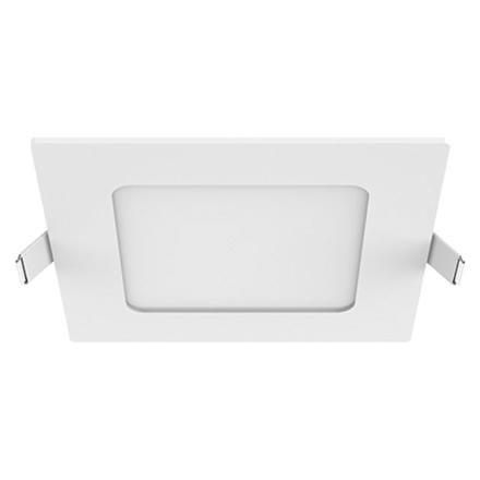 圖片 Firefly LED Square Recessed Slim Downlight (3 watts, 6 watts, 9 watts, 12 watts, 15 watts), EDL112603CW