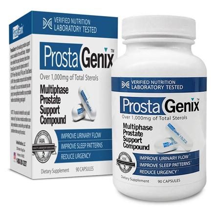 圖片 ProstaGenix Multiphase Prostate Support Compound (90 capsules), PROSTAGENIX