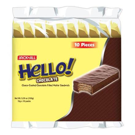 图片 Jack 'N Jill Hello (Choco, Vanilla), HEL30