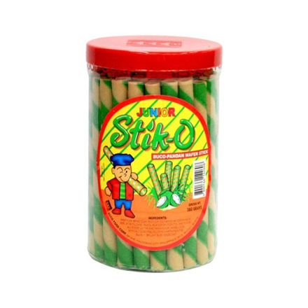 图片 Stik-O Wafer Stick Jr (Buko Pandan, Strawberry, Ube), STI04