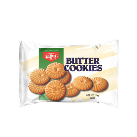 图片 Fibisco Cookies Butter (170g, 400g, 170g), FIB01