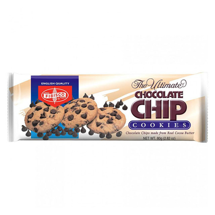 图片 Fibisco Chocolate Chip Cookies (80g, 200g, 600g), FIB06