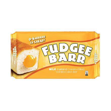 图片 Rebisco Fudgee Barr 10 packs (Milky craze, Salted caramel, Macapuno), FUD02