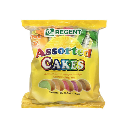 图片 Regent Assorted Cake 10 packs, REG69