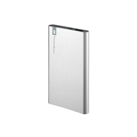 圖片 GP Portable Power Bank 5000 MAH Silver, GPGPACCFPO5001