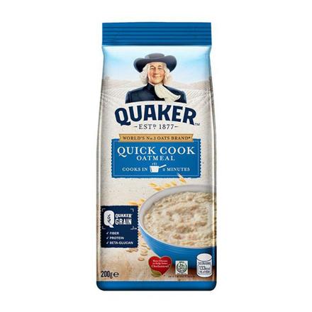 圖片 Quaker Oats Quick Cook ((200g, 400g, 800g), QUA24