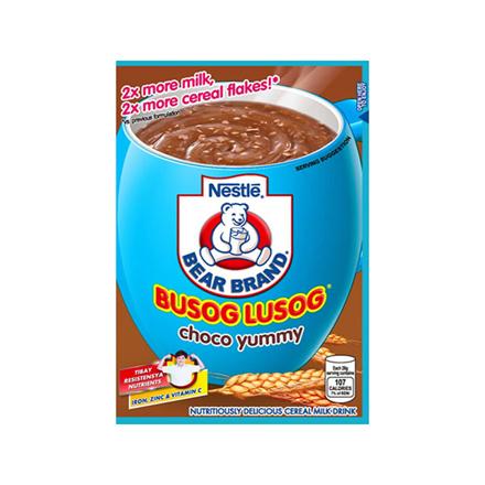 圖片 Nestle Bearbrand Busog Lusog Cereals 28g (Choco Yummy, Milky Yummy), BEA07