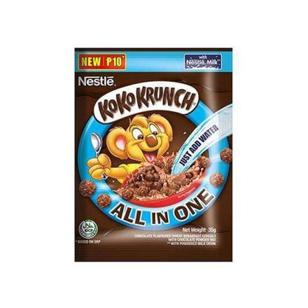 圖片 Nestle Koko Krunch Cereal All in One 35g, KOK01