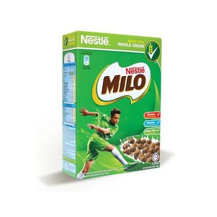 圖片 Nestle Milo Cereals (170g, 330g, 500g), MIL09