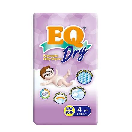 圖片 EQ Diaper Dry Newborn (4's, 22's, 44's), EQ077Y
