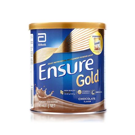 圖片 Ensure Gold Chocolate 400g, ENSURECHOCOLATE