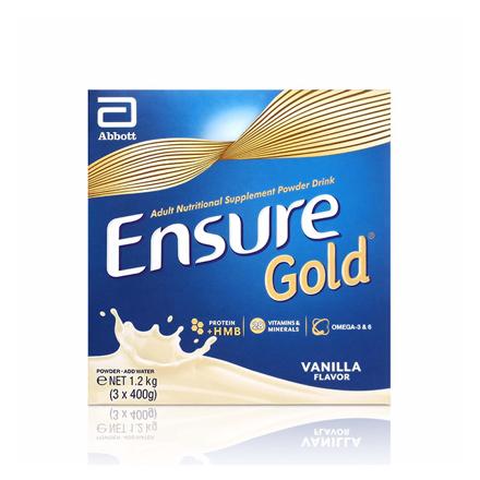 圖片 Ensure Gold HMB Vanilla 1.2kg, ENSUREGOLDVANILLA