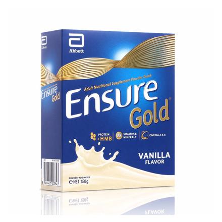 圖片 Ensure Gold HMB Vanilla 150g, ENSUREVANILLA150