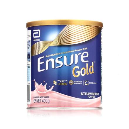 圖片 Ensure Gold HMB Strawberry 400g, ENSURESTRAWBERRY