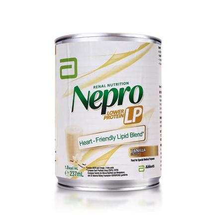 圖片 Nepro Lower Protein Vanilla 237ml, NEPROVANILLA