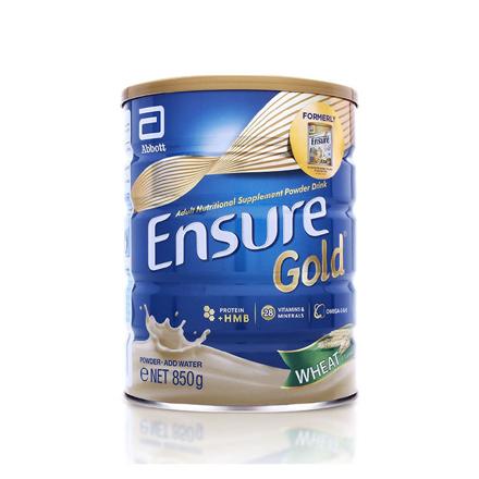 圖片 Ensure Gold HMB Wheat 850g, ENSUREGOLDWHEAT