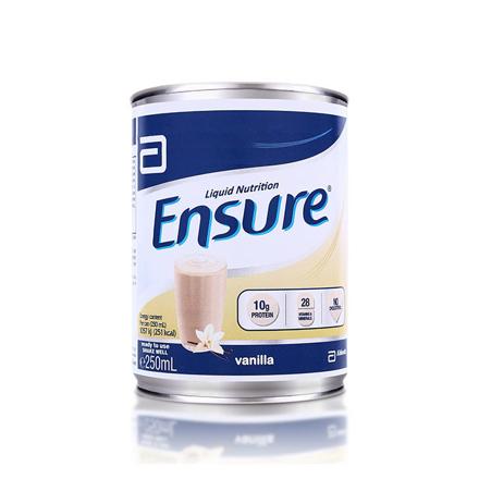 圖片 Ensure Liquid Vanilla 250 ml (Stackable), ENSUREVANILLASTACKABLE